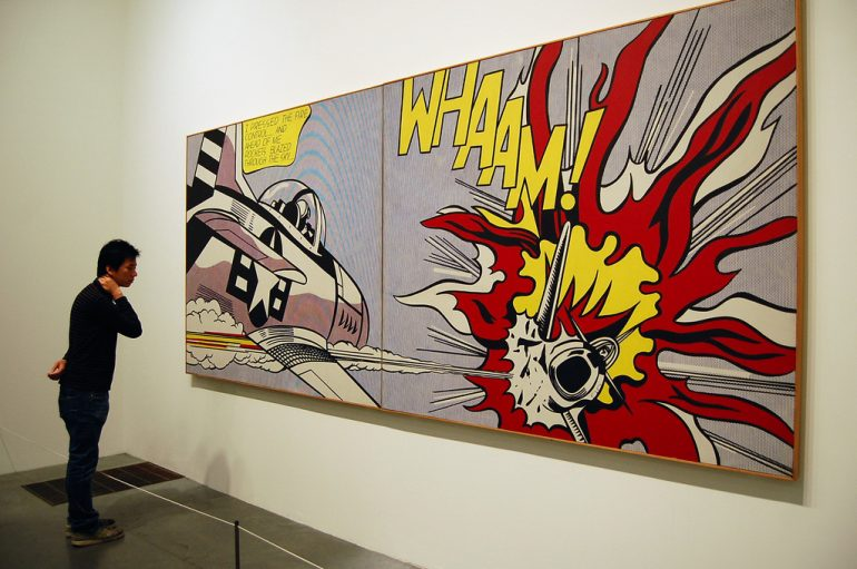 POP ART: POP CULTURE REFERENCES AND HOW THEY BECAME ART
