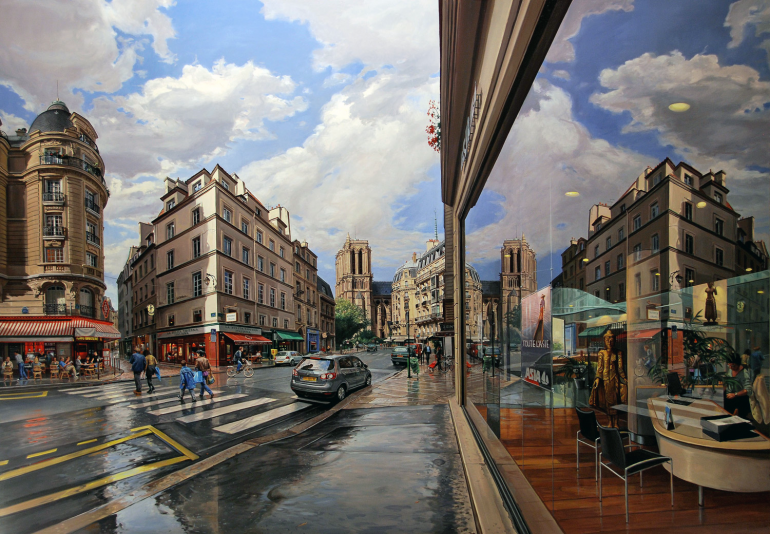 HYPERREALISM: WHEN ART DISPLAYS REALITY