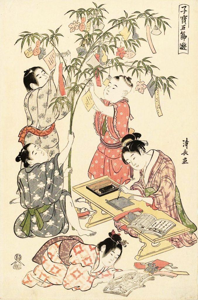 torii-kiyonaga-tanabata2