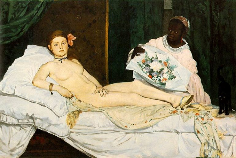 Scandalous Works of Art That Made History