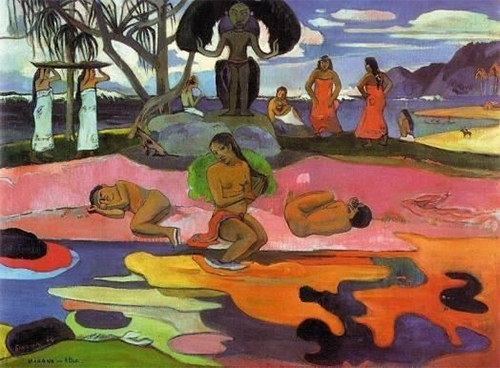 Symbolism and its relation to synthetism