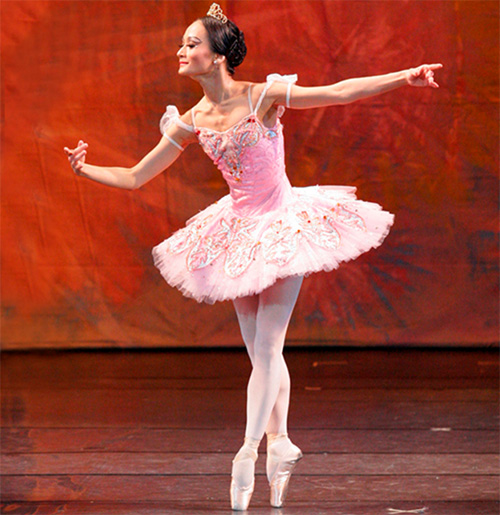Macuja-Elizalde's ballet style