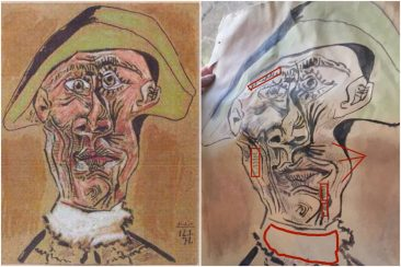 A Curious Case: Stolen Picasso Found in Romanian Forest is a Fake