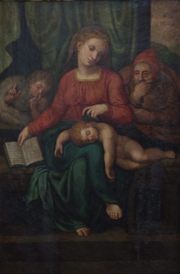 A Belgian Painting That's Going to Be Appraised May Have Been a Michelangelo