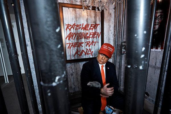 Why Anti-Trump Art Miss Their Mark