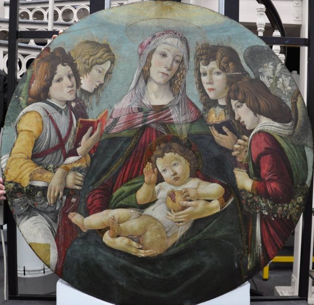The Story of the Fake Botticelli That Was Real