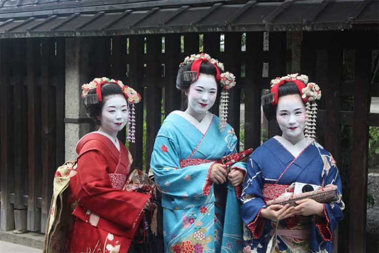 Japan's Geisha- Unmasking The Truth Behind The Colorful Facade