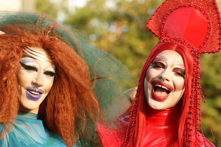 Is Dressing Up in Drag an Art Form?