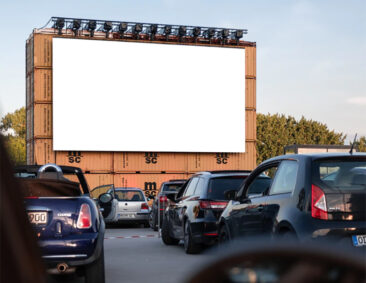 Drive-In Cinemas are Making a Comeback