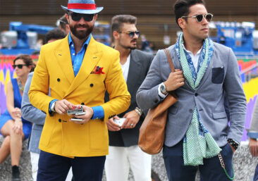 How Men's Fashion Evolved Beyond Shirt and Jeans