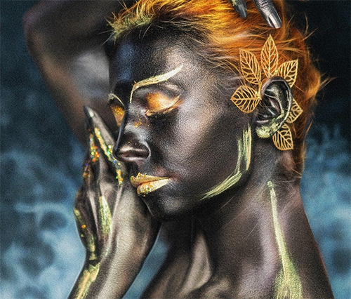 makeup as an art