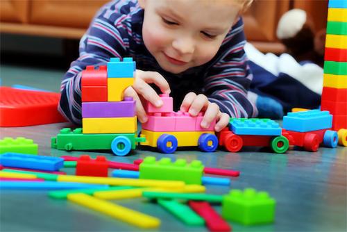 Development of a child's motor skills