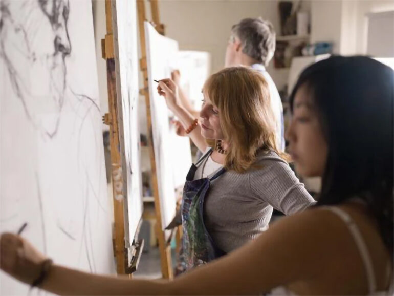 A Career in Art – What it Takes to Succeed