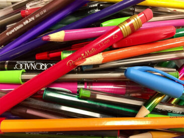 Fostering Artistic Talent: How to Keep from Being Discouraged