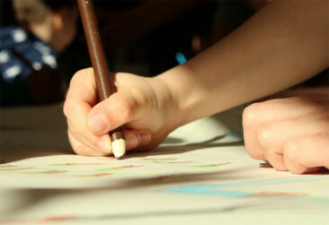 How Learning Art Can be Advantageous Children