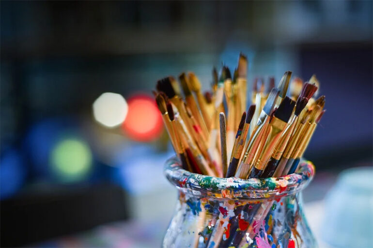 A Colorful Life: How to Jumpstart a Successful Career as an Artist