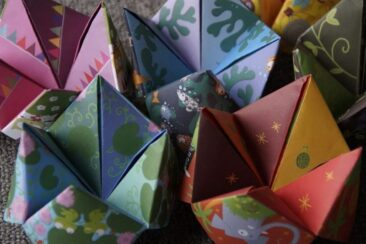 The Ancient Art of Origami