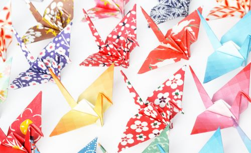 kinds of origami