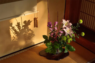Ikebana: The Revival of Japanese Flower Art