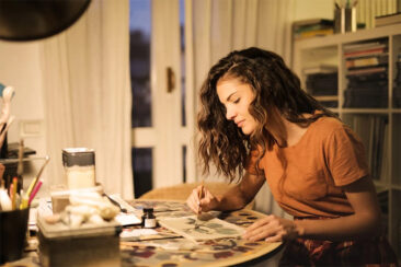 Freelance Artist: What it Takes to Succeed