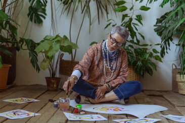 Art Therapy: How it Benefits Seniors