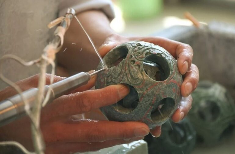 Interesting Facts About the Art of Jade Carving