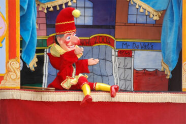 An Introduction to the Fascinating World of Puppet Arts